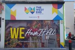 West End Rebrand