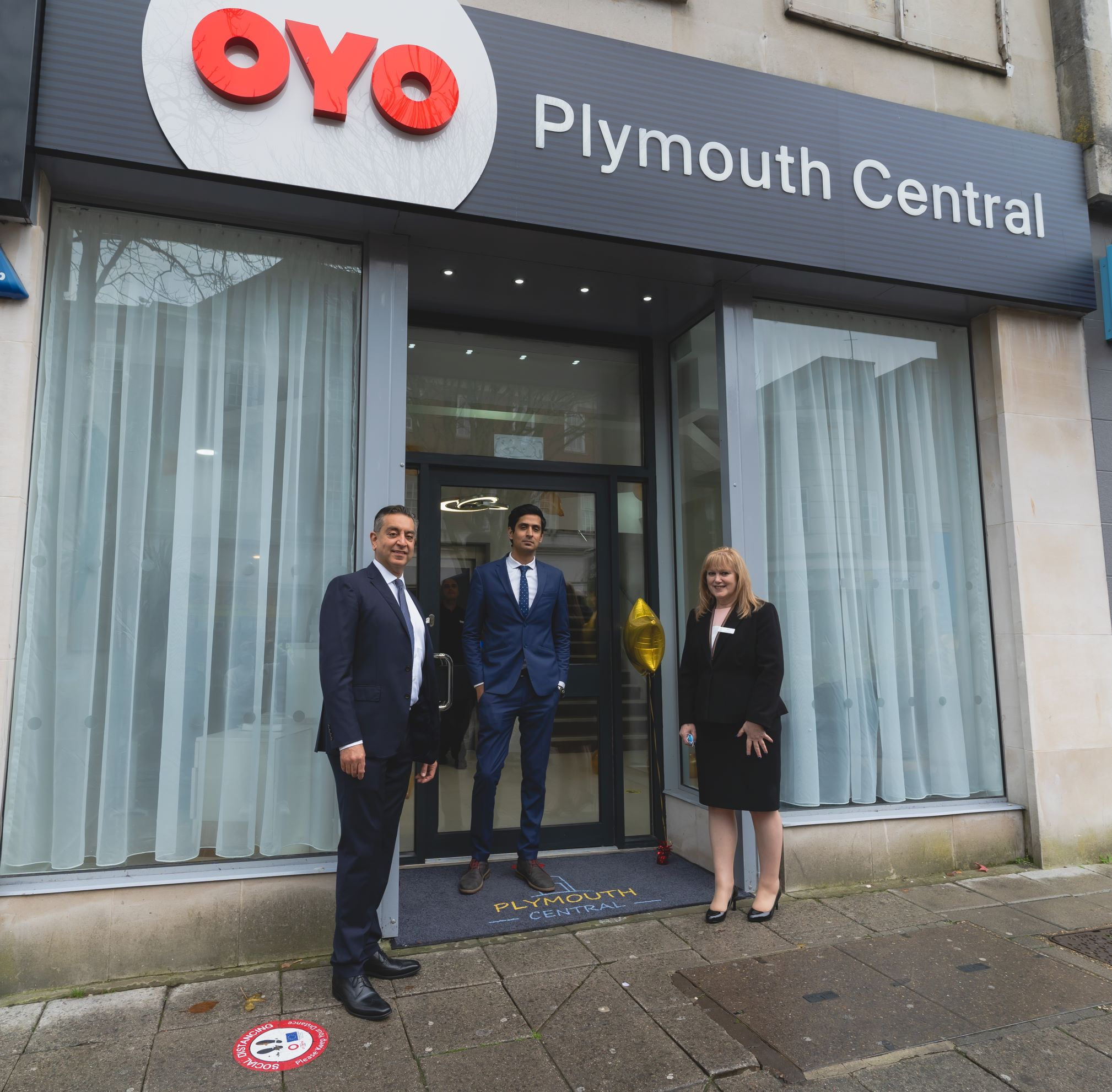 New hotel opens in Plymouth City Centre