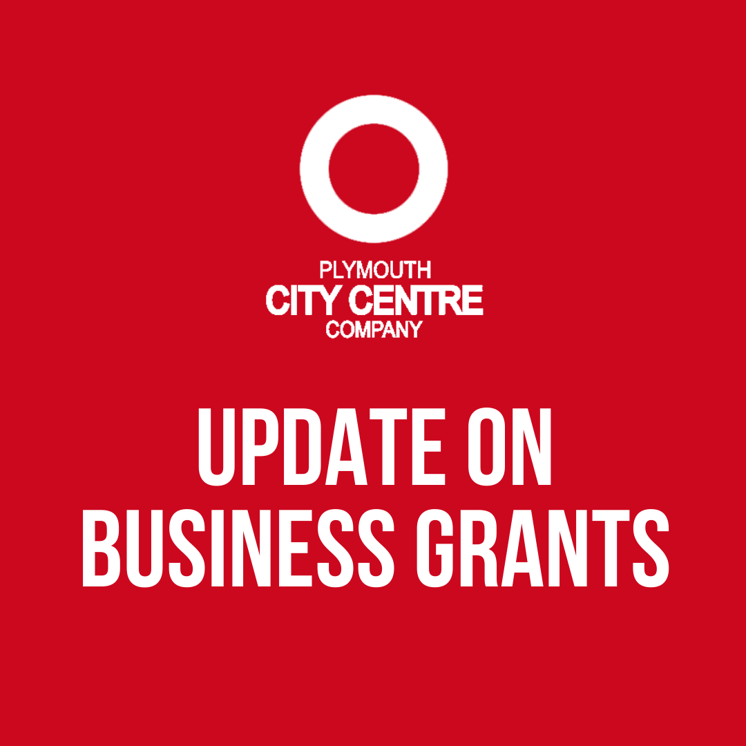 Update on business grants