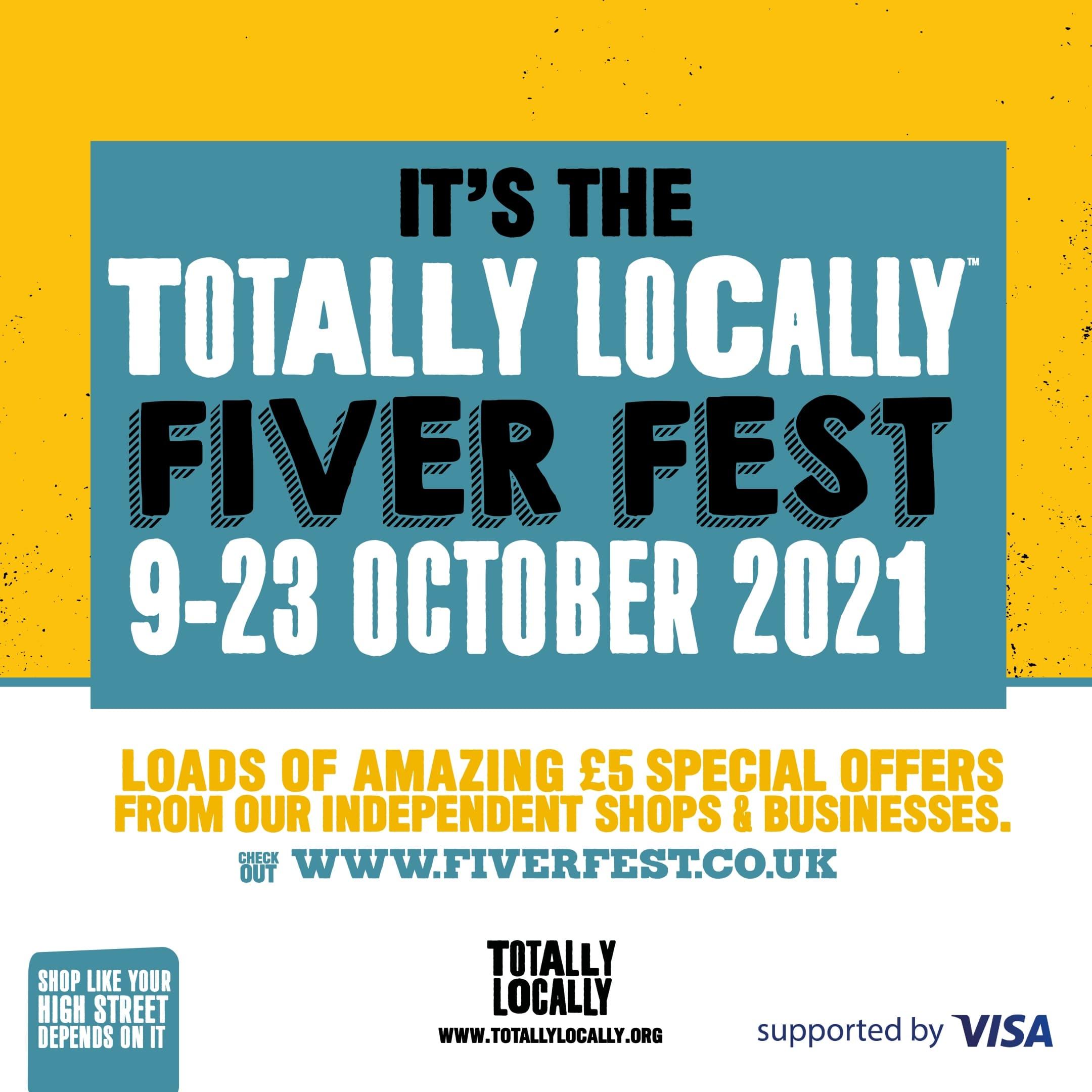 Fiver Fest Is Back